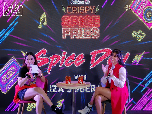 Liza Soberano for Crispy Spice Fries