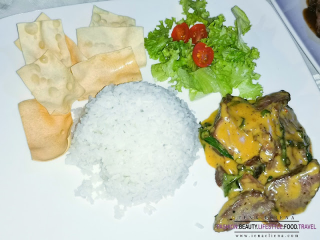 Buttermilk Beef With Rice | RM12.90
