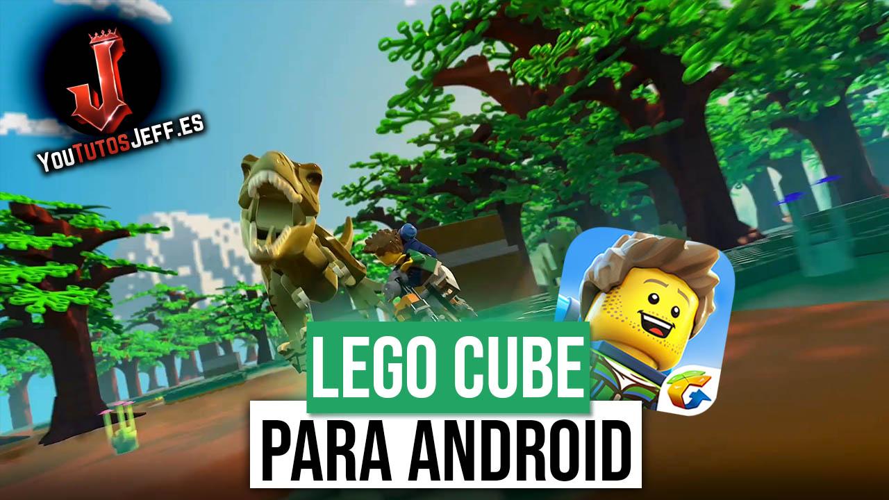 Nuevo Minecraft Lego, Descargar Lego Cube para Android