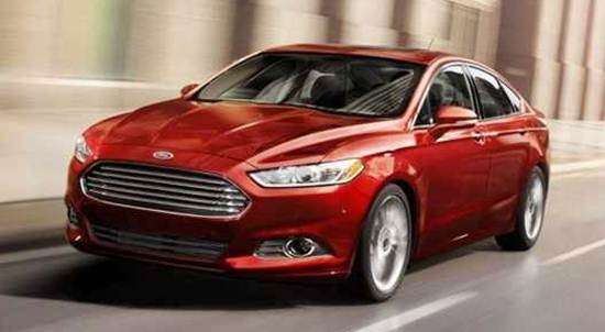 2017 Ford Fusion Changes and Release Date