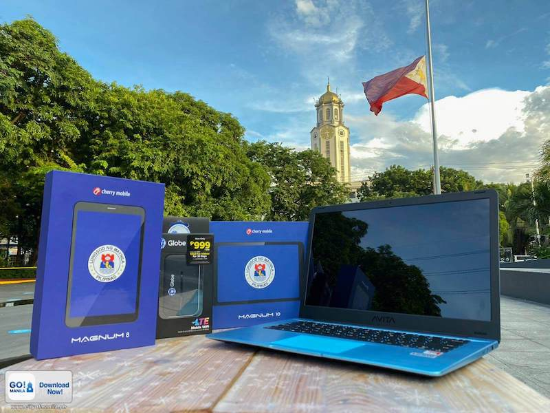 Manila City to deliver FREE gadgets, pocket WiFis, and SIMs with 10GB monthly data allocation to students and teachers!