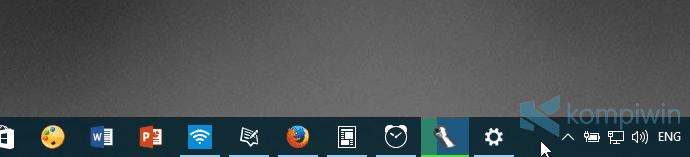 Cara Menyembunyikan Badge Angka Notifikasi di Taskbar 3