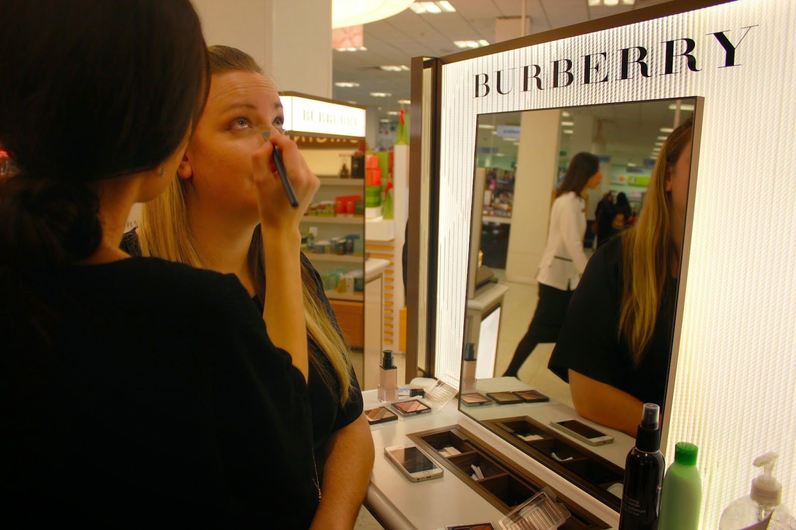 Burberry Launch at Meadowhall