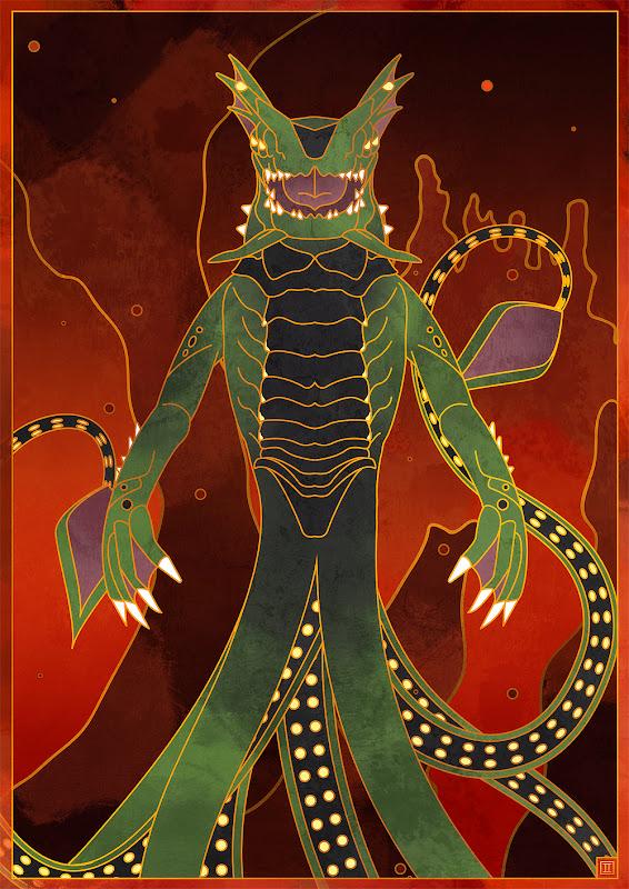 Subnautica - Sea Dragon Leviathan