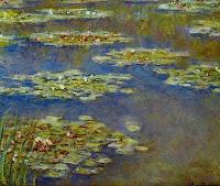 Claude Monet Nymphéas. 1905 Cristie's. 1996