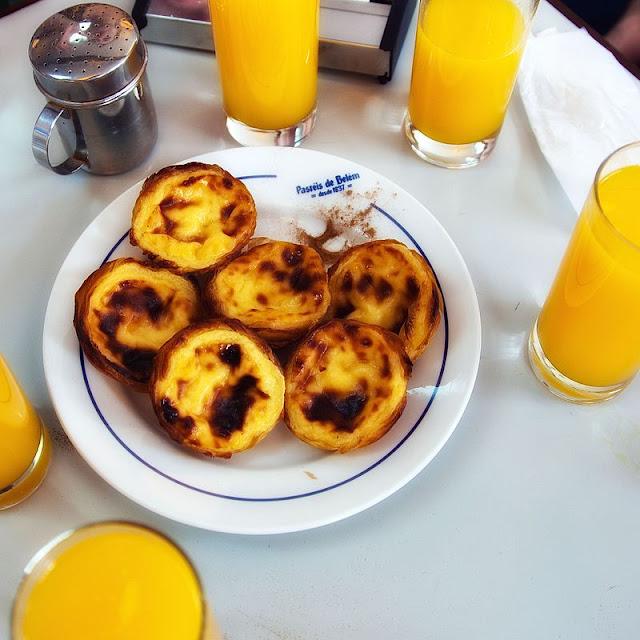 Pie Susu Teflon versi portugis