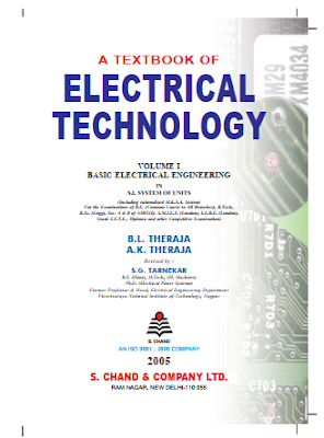 A-Textbook-of-Electrical-Technology- Volume-I B. L. Theraja Vol -I