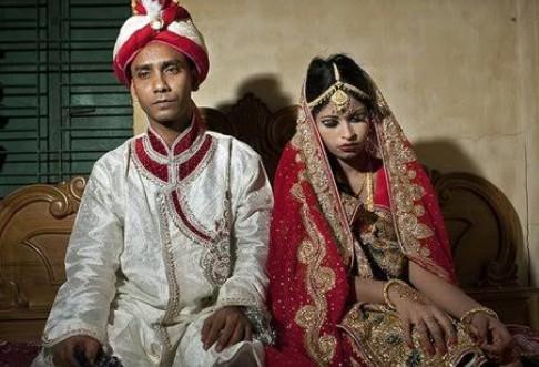 Kisah pernikahan dini di Pakistan
