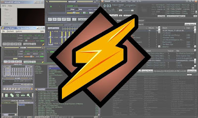Software Winamp app android