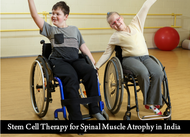 Stem Cell Therapy for Spinal Muscle Atrophy in India