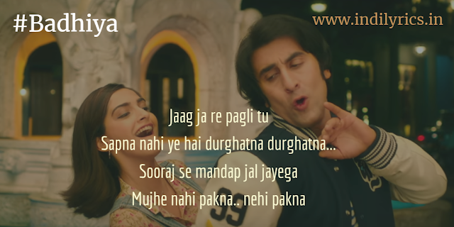 Main Badhiya Tu Bhi Badhiya | Ranbir Kapoor | Sonam Kapoor | Sonu Nigam | Sunidhi Chauhan | Full song lyrics with English Translation and Real Meaning