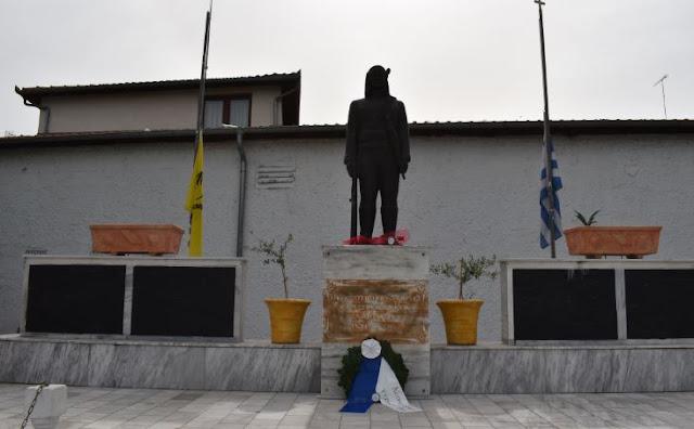 Αλεξάνδρεια: Με κατάθεση στεφανιού ο Σύλλογος Ποντίων τίμησε τη θλιβερή επέτειο Μνήμης της Γενοκτονίας