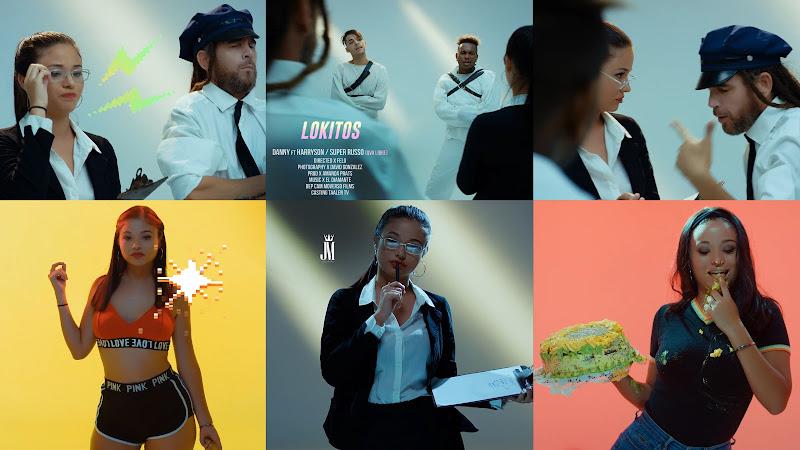 Danny & Harryson & Super Russo - ¨Lokitos¨ - Videoclip - Director: Felo. Portal Del Vídeo Clip Cubano