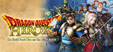 Dragon Quest Heroes Slime Edition-RELOADED