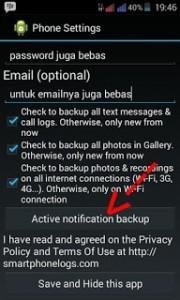 Tutorial Menyadap Android Pacar3