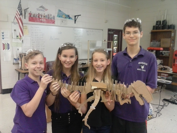 Flate Focus Middle & High School Students Enhance
