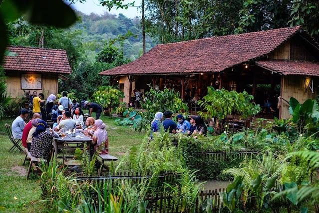 Rumah Kopi Ranin Bogor Jawa Barat