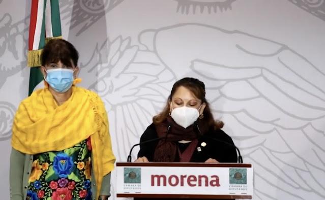 Reconoce Claudia Pérez al Senado por aprobar reforma en materia de justicia penal para adolescentes