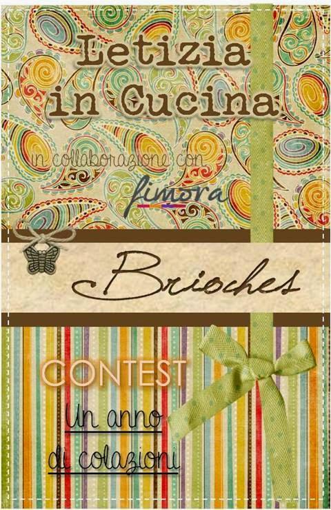 Contest  Un anno di colazioni: le Brioches