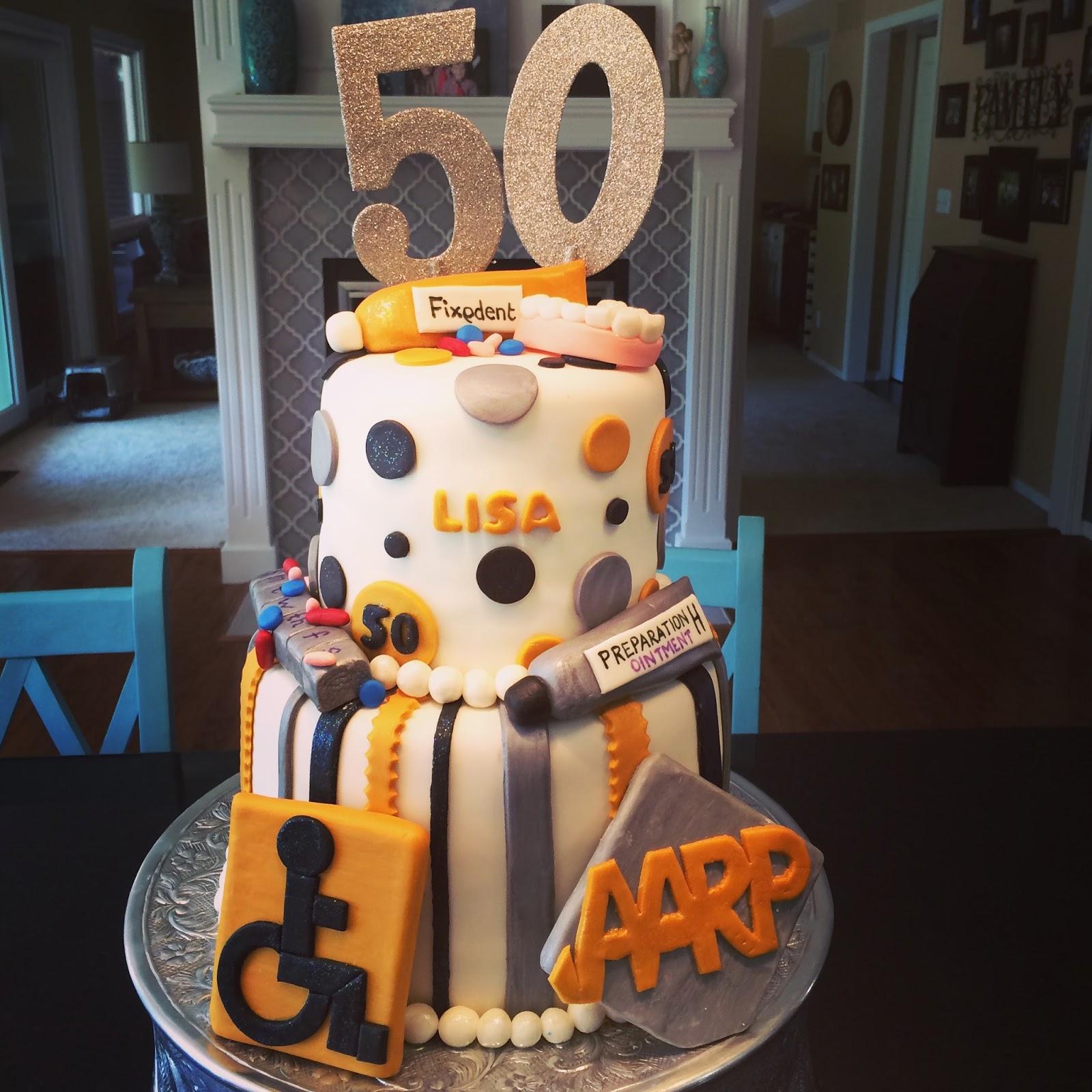 Sugarlips Cakery Best 50th Birthday Cake Ever