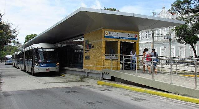 Governo de Pernambuco lança edital de licitação para concessão dos terminais integrados e estações de BRT