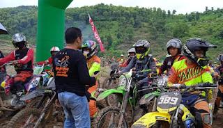 Fun Trabas di Sambina'e Diikuti Ratusan Peserta, Panitia Tegakan Prokes Covid19