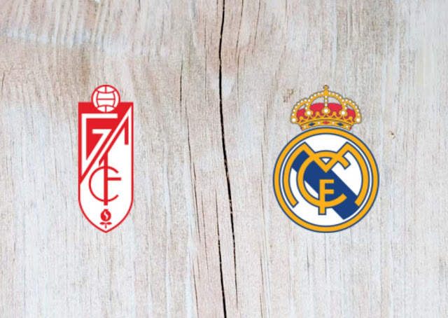 Granada vs Real Madrid Full Match & Highlights 13 July 2020
