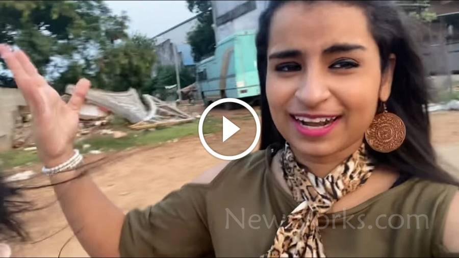 சிவாங்கி தனது கல்லூரியில் கடைசி நாள் Emotional வீடியோ !!