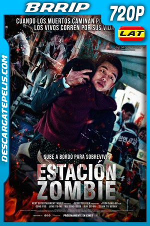 Estación Zombie (2016) 720p BRrip Latino – Coreano