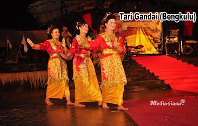 Tari Gandai (Bengkulu)