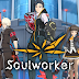 ARPG Famoso no PC versão Mobile ! Soul Worker Anime Legends - Download IOS/Android