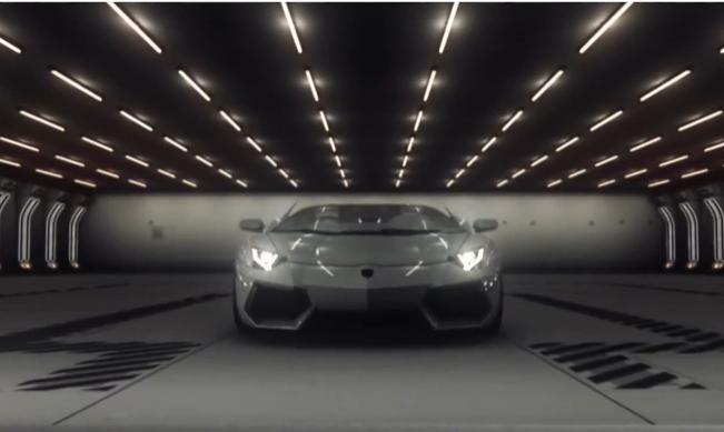 Blacklist Lamborghini: Somos Need For Speed
