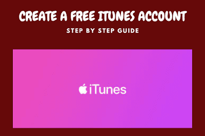How to create a free iTunes account