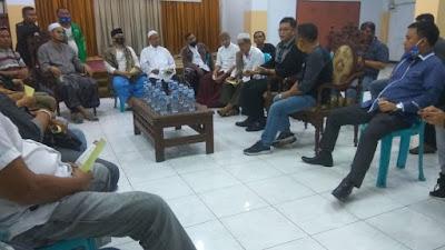 HJP Sowan Ke Habib Husen Bin Muhammad Assagaf