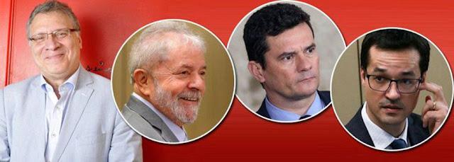 LULA DEVE SER SOLTO E INDENIZADO, DIZ EX-MINISTRO DA JUSTIÇA E EX-PROCURADOR FEDERAL