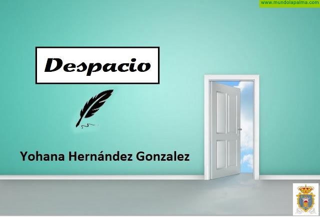 Yohana Hernández González cierra el trío de ganadores del concurso de pequeñas historias