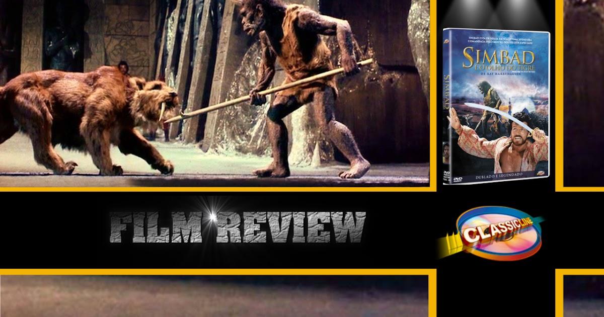 Tem Na Web - SIMBAD E O OLHO DO TIGRE (1977) - FILM REVIEW
