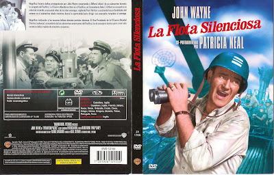 Carátula dvd: La flota silenciosa (1951) Operation Pacific