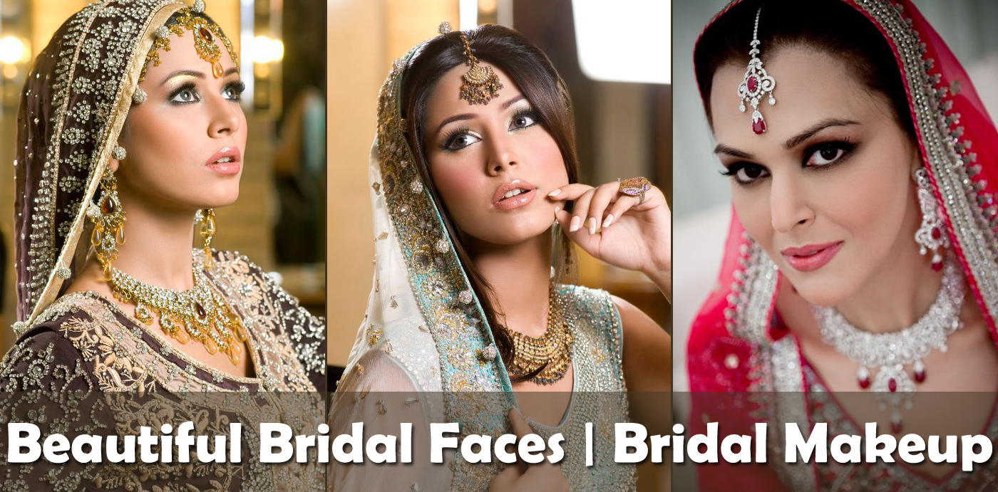 she 9 style: beautiful bridal faces | bridal makeup