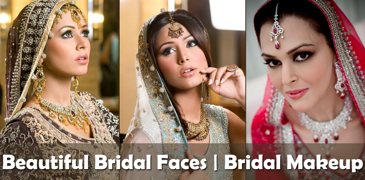 she 9 style: beautiful bridal faces | bridal makeup