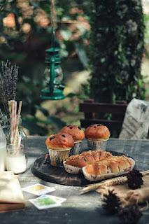 Tips Motret di Rumah Seperti di Cafe
