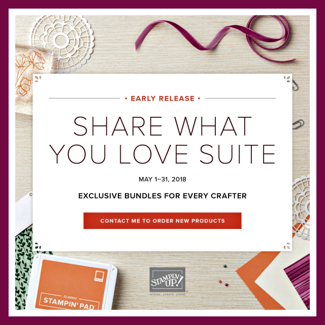 Share What You Love Suite, In Colors, Bundles, Promotion