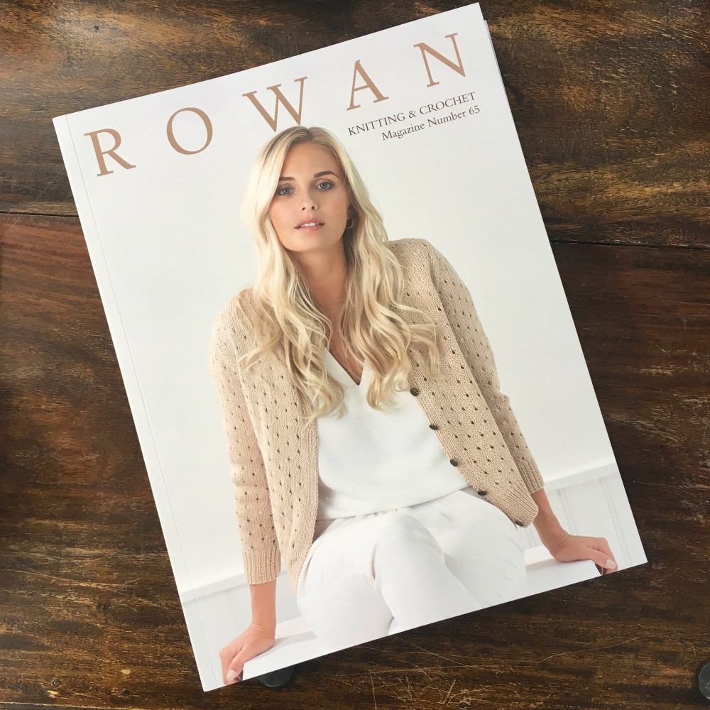 3ac81d3e3 The Woolly Brew  Rowan Magazine 65 in the shop