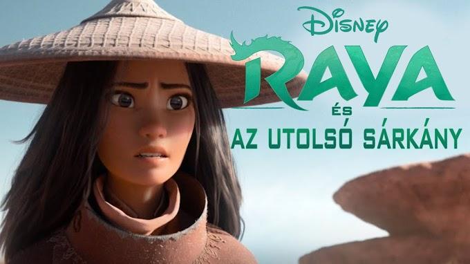 A Raya és az utolsó sárkány animációs film továbbra is az észak-amerikai kasszasikerlista élén áll