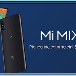 Mi Mix 3 5G Launched | Price | Specification