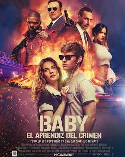 مشاهدة فيلم Baby Driver 2017 مترجم