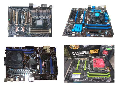 Motherboard PC Gaming