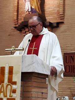 XXV Aniversario de ordenación sacerdotal de nuestro párroco