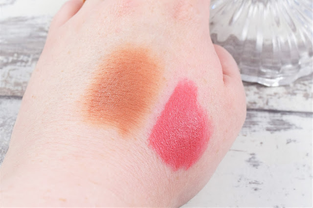 Rosie for Autograph Cream Blush Swatches