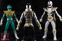 Power Rangers Lightning Collection Dino Thunder White Ranger 61